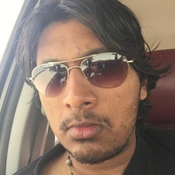 Vivek, 24, Cochin, India