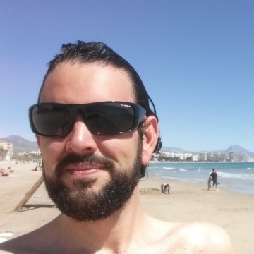 Alejandro, 31, Alicante, Spain