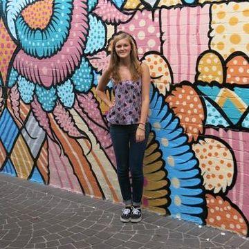 Maike, 20, Brisbane, Australia