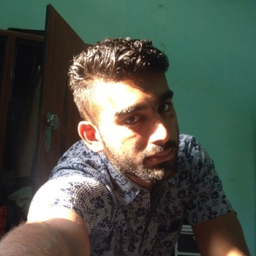 Haroon, 22, Sialkot, Pakistan