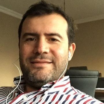Sandiagolu, 39, Istanbul, Turkey