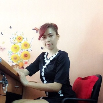 Ganyapat, 24, Mae Sot, Thailand