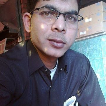 Rizvan Khan, 32, Al Khobar, Saudi Arabia