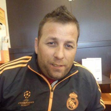 David Burgos Marquez, 35, Cordoba, Spain