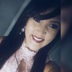 Annie Sampaio, 22, Cuiaba, Brazil