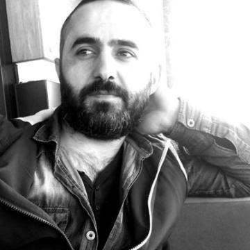 ersin, 31, Istanbul, Turkey