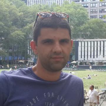 Ali, 39, Istanbul, Turkey