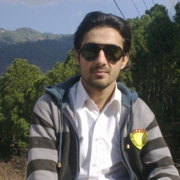 syed asif ali, 26, Islamabad, Pakistan