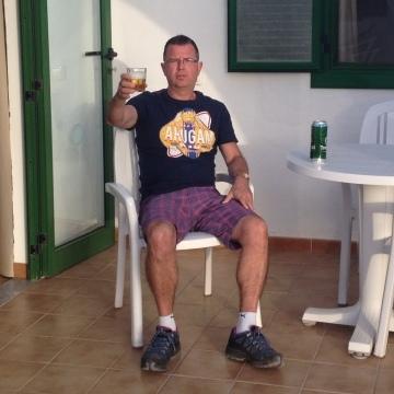John Schouten, 47, Arnhem, The Netherlands