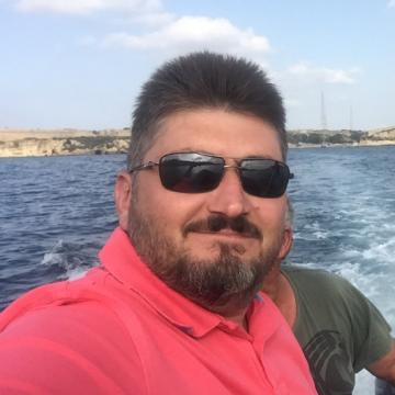 Metin, 44, Istanbul, Turkey