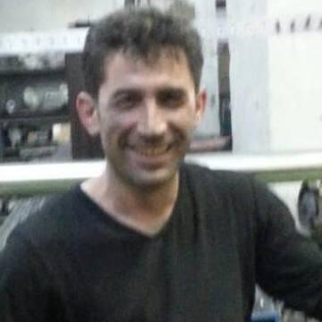 Ali Davarcı, 33, Antalya, Turkey