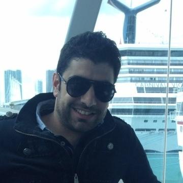 Saeed KeewaN, 31, Amman, Jordan