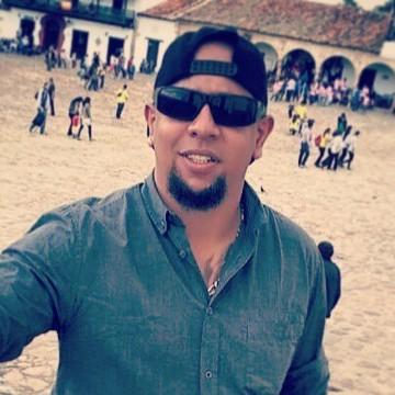 Yomaro Valdeblanquez, 35, Medellin, Colombia