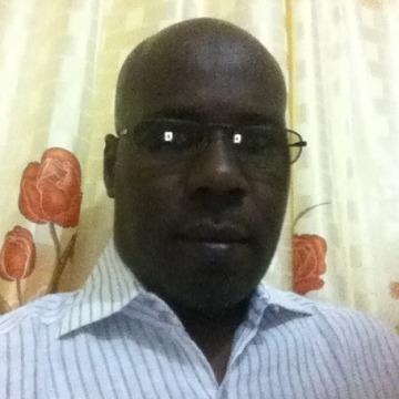 Assane, 46, Dakar, Senegal