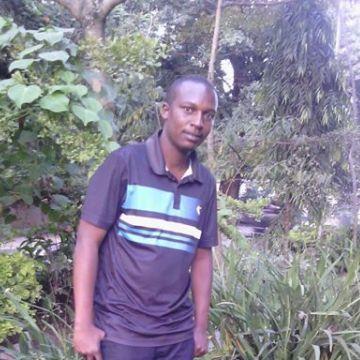 Raymond Mrutu, 28, Mbeya, Tanzania