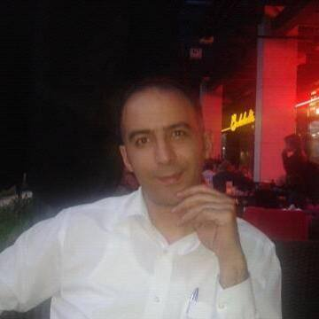 Cem Altuncu, 38, Ankara, Turkey