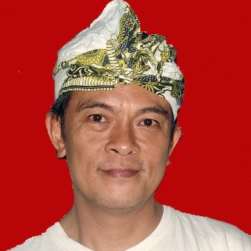 Raden A Sapta P, 53, Denpasar, Indonesia