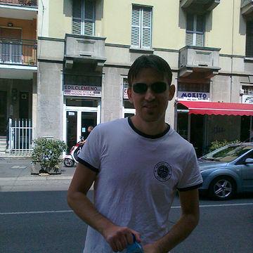 Aldo MI, 31, Milano, Italy