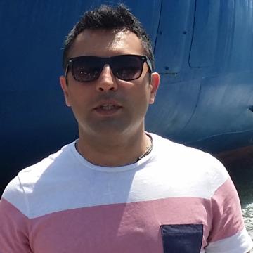 Tumas Duris, 37, Athens, Greece