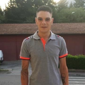 Rocco D'Amato, 28, Avellino, Italy