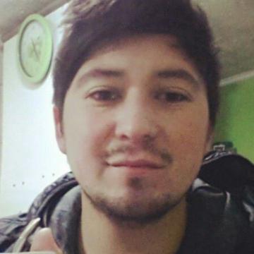 cristian, 27, Santiago, Chile