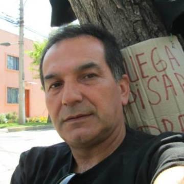 Jaime Morales Bastías, 55, Valparaiso, Chile