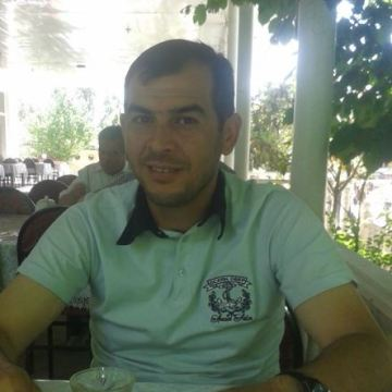 Kamil Abbasov, 39, Baku, Azerbaijan