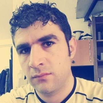 Hazar, 29, Istanbul, Turkey