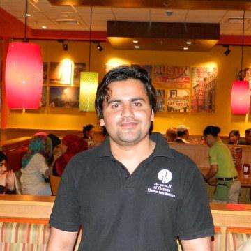 Babar Ali, 28, Abu Dhabi, United Arab Emirates