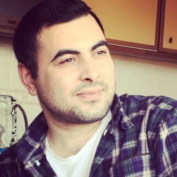 Ugur Sadioglu, 29, Istanbul, Turkey