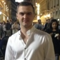 Serghei Nicul, 29, Firenze, Italy