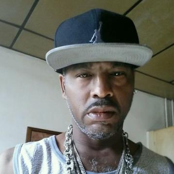 Lafonso Washington, 48, Toledo, United States