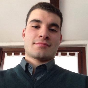 Andrea Giudici, 24, Meolo, Italy
