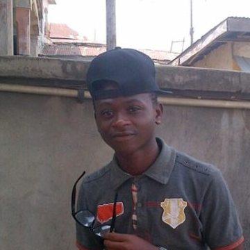 danuel, 21, Lagos, Nigeria