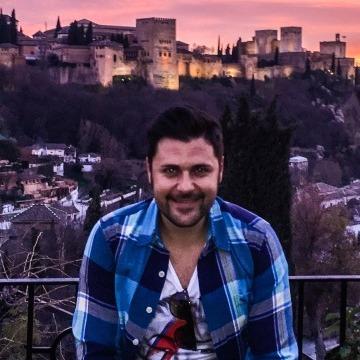 Jm, 31, Granada, Spain