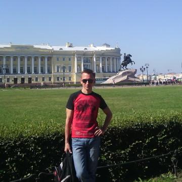 Александр, 36, Krasnoyarsk, Russia