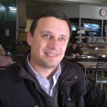 Sergio Orellana, 45, Buenos Aires, Argentina