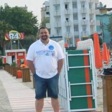Tiziano, 43, Ludwigsburg, Germany