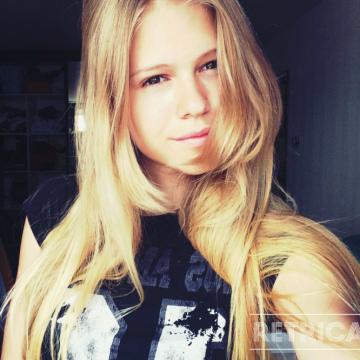 Valentina Kolesnikova, 20, Khabarovsk, Russian Federation
