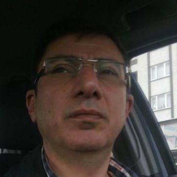 Orhan Kaplan, 46, Istanbul, Turkey