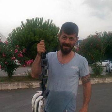Metin Ayvaz, 46, Trebizond, Turkey