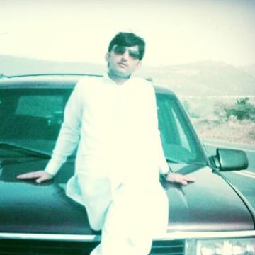 Nasir Khan, 42, Abha, Saudi Arabia