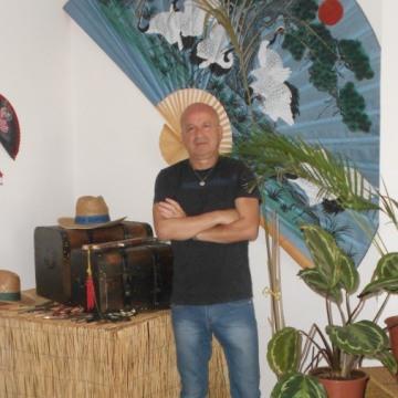 bepe, 57, Cagliari, Italy