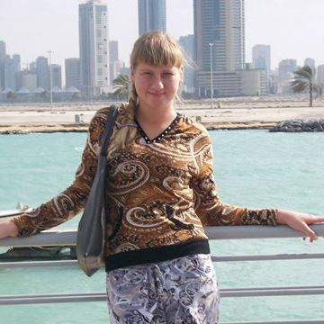 Kristina Dmitrieva, 23, Ekaterinburg, Russia