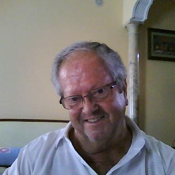 Carlos Alonso Cazorla, 74, Sevilla, Spain
