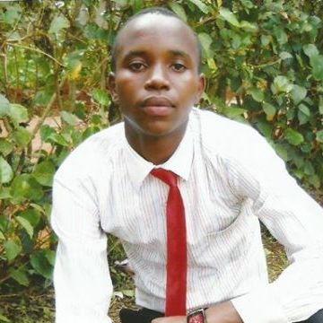 Hakirimana Bonheur, 22, Kampala, Uganda