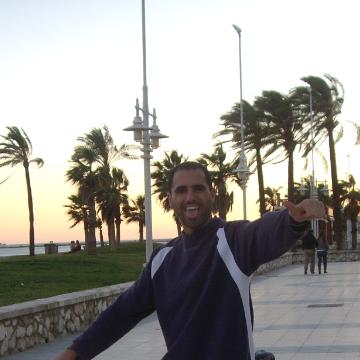 Fernando Ramos López, 35, Malaga, Spain