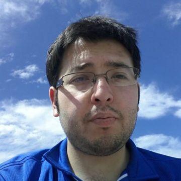 Rodrigo Hernandez, 32, Santiago, Chile
