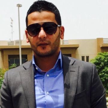 Ibrahim Awad, 28, Dubai, United Arab Emirates