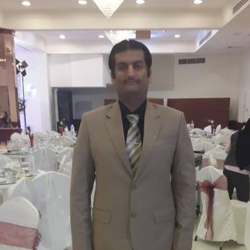 Shoaib Sam, 31, Manama, Bahrain